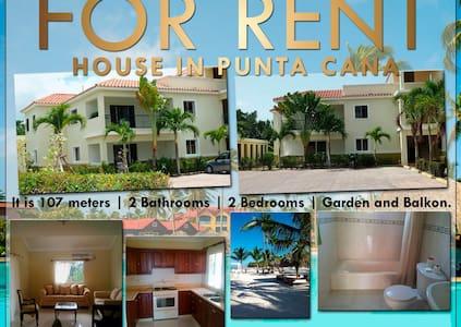 Casa Rosario 1 C - Punta Cana - Daire