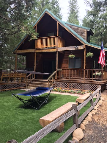 Cozy Cabin 9 miles to Lassen Park