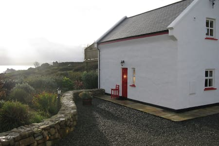 Old Phil's Barn found on the Wild Atlantic Way