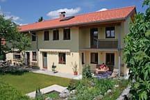 Romantische Ferienwohnung Villa Lucca Bad Tölz