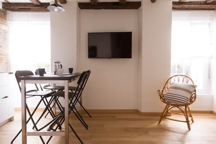 Coqueto apartamento renovado en Deba centro