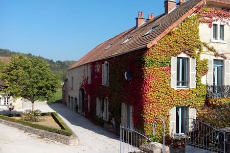 Maison de Maître- Maison Papotte - Bligny-sur-Ouche - 별장/타운하우스