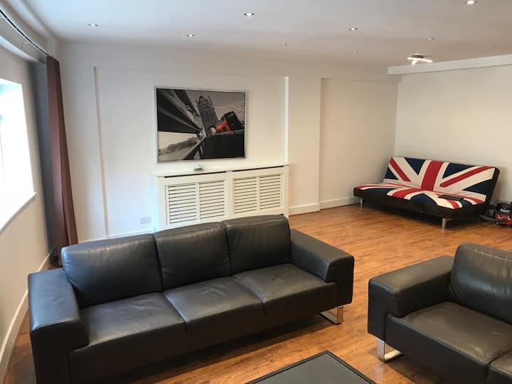 Stunning brand new refurbished flat Hatton Garden