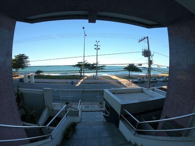 Frente praia de Itaparica, Wi-Fi ar-condicionado