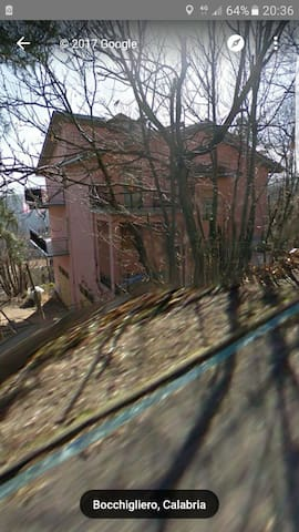 appartamento indipendente in villa - Bocchigliero - Apartament