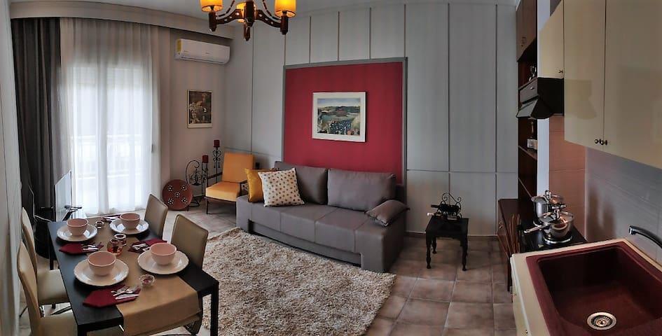 Cozy and elegant home