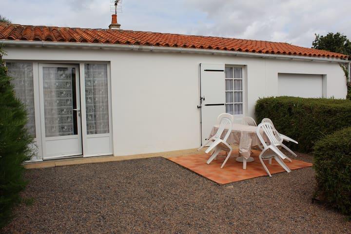 Petite maison de vacances - Talmont-Saint-Hilaire - Casa