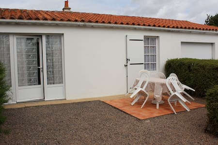 Petite maison de vacances - Talmont-Saint-Hilaire - Haus