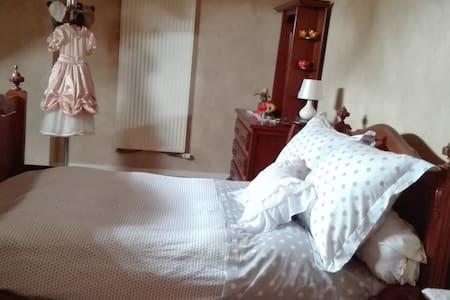 """Les chambres """"Les Jumelles"""" - Sermérieu"""