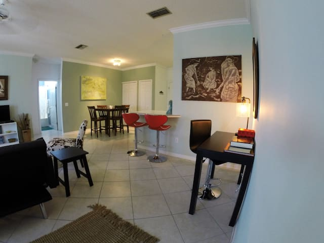 The Zen Den at St. Augustine Beach! - St. Augustine - Apartament