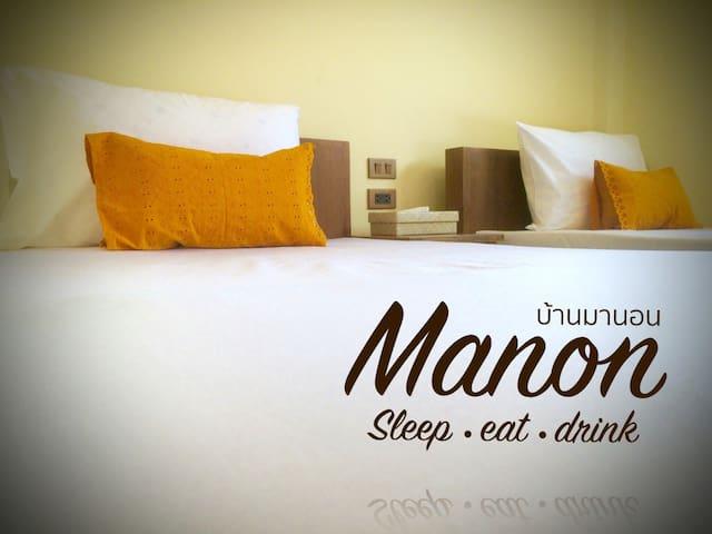 清迈古城曼侬住宿 B1 ManonSleepEatDrink ChiangmaiOldTownB1