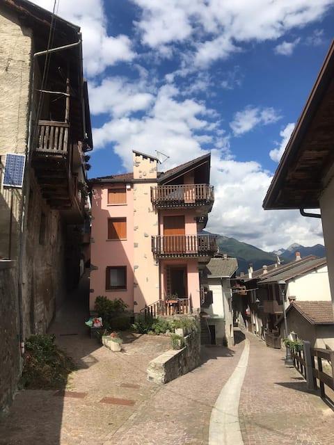 Apartamento en las montañas de Vallecamonica