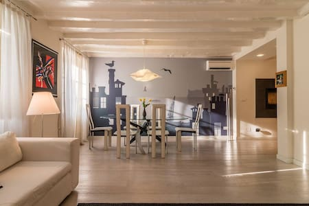 Luxury 350 Sq Mt flat with Terrace Central Trieste ★Free Wifi