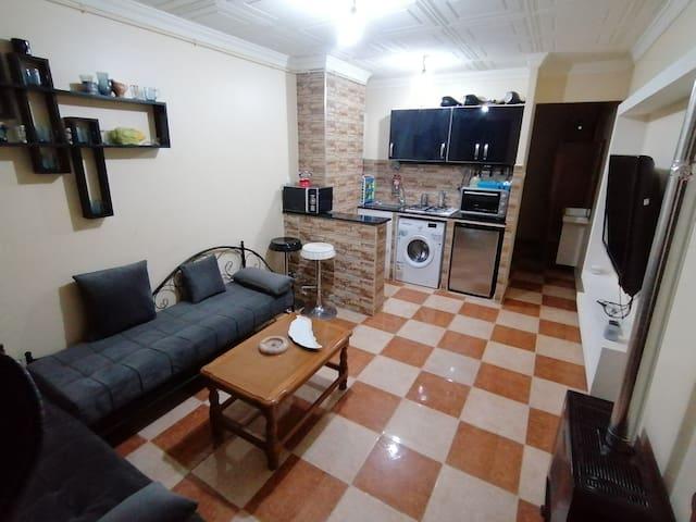 Studio moderne et confort