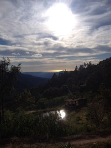 Refugio Terraza de la Tierra - Miahuatlán de Porfirio Díaz