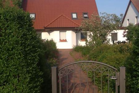 Schöne Ferienwohnung auf der Westseite von Rügen - Ummanz