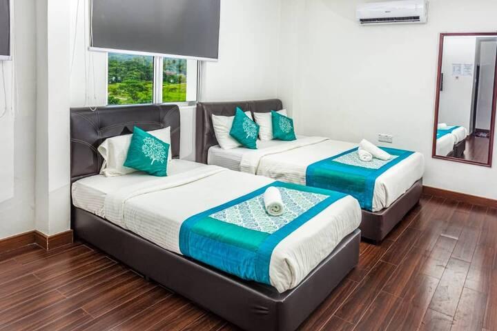 Family room Cassa kaseh hotel