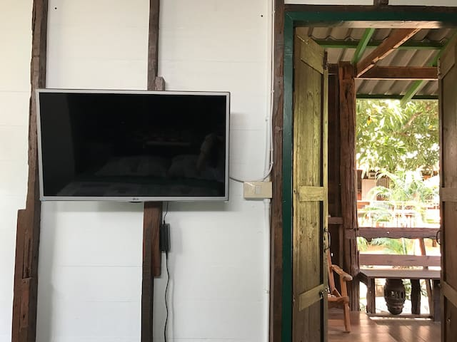 Huan Jao Hom, Thai Wooden House - Tambon Nong Han - Alojamento na natureza
