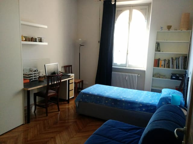 Renovated room in Politecnico area - Torí - Pis