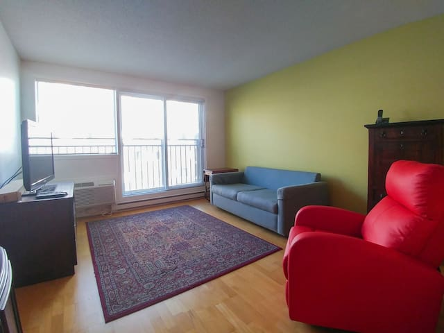 Amazing one bedroom Condo in Downtown,Griffin town