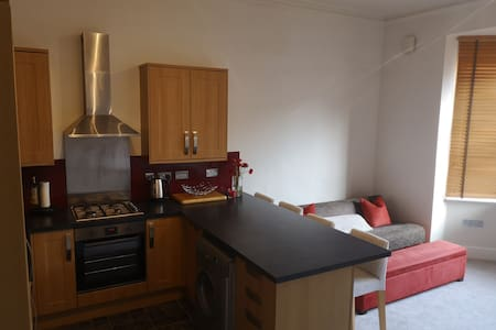 Spacious on bedroom flat - 15 min to Gatwick