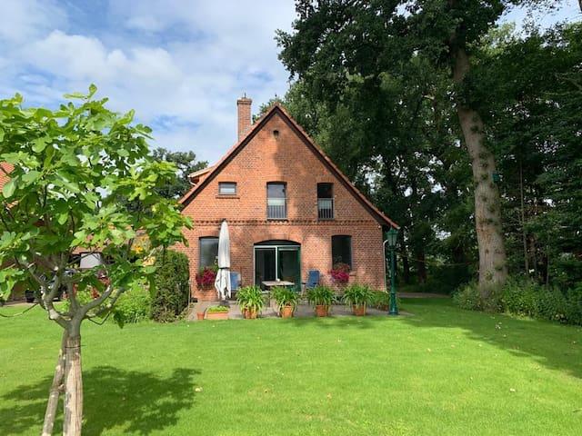 Landferienhaus Domizil Familie Fleck