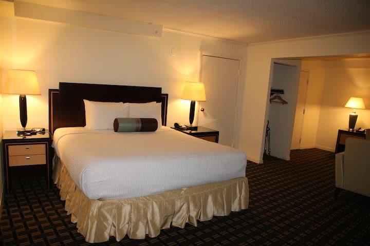 Bedford Plaza Hotel- Boston,  Suite
