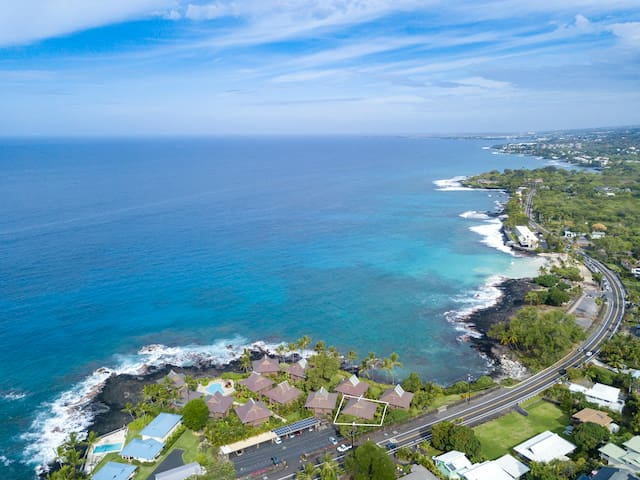 Hawaii Reopening Special:   Seaside, luxury home