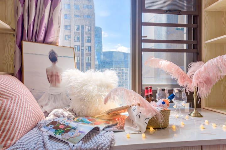 福州保利香槟国际可定制飘窗 近福州站 泰禾广场 高层景观房