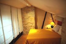 Canapé  lit mezzanine