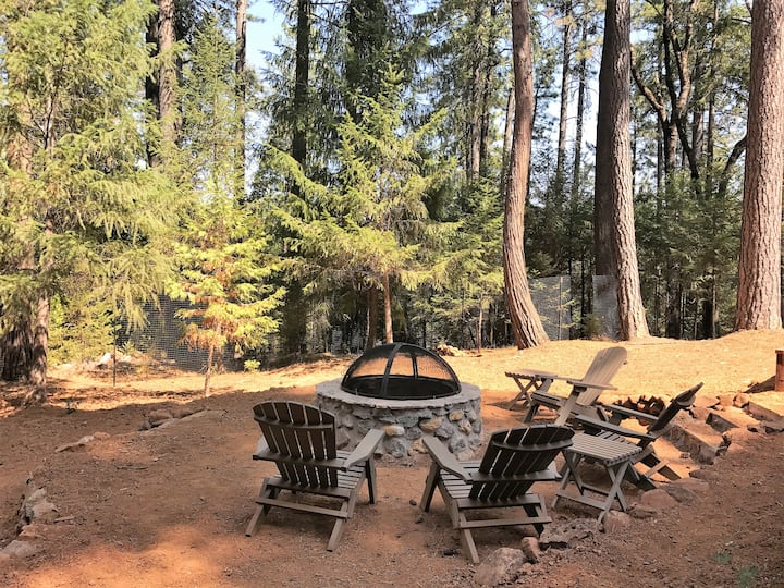 Nevada City Forest Retreat