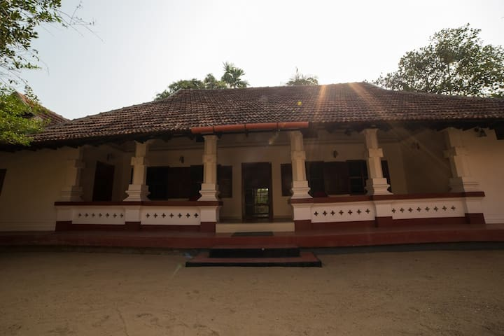 Srivilas Homestay - North Paravur - Bungalow