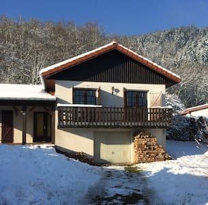 Au coeur des Hautes Vosges, maison de vacances ! - Le Menil