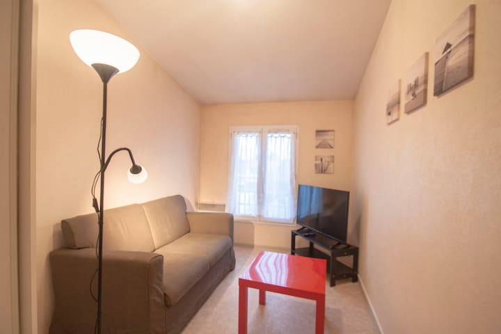 Appartement indépendant Centre Beaupreau 1er étage