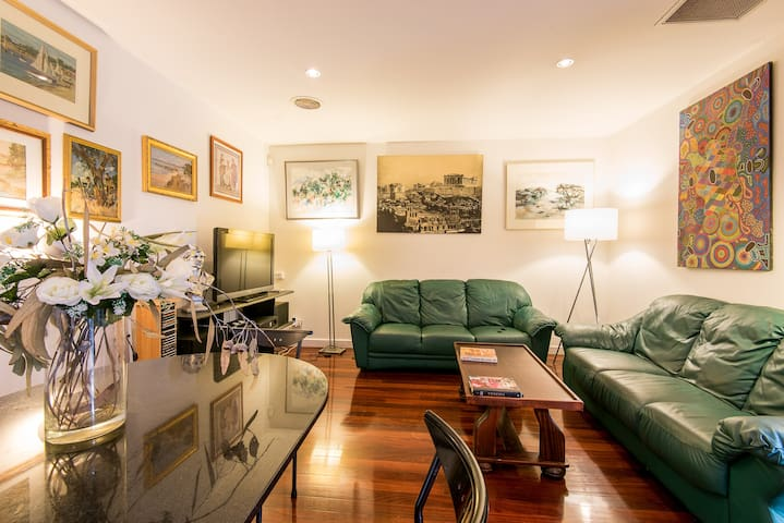 Gorgeous hse in Fitzroy/Collingwood - Collingwood - House