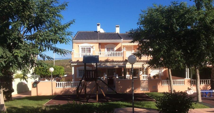 Casa Stauffer geeignet bis 6 Personen - Gran Alacant - House