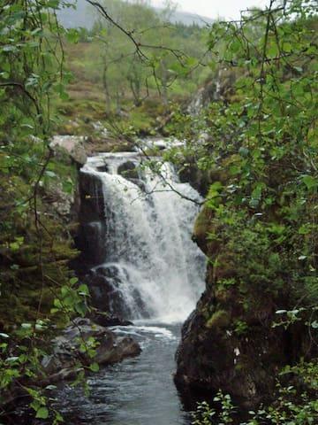 Nearby Pattick Falls