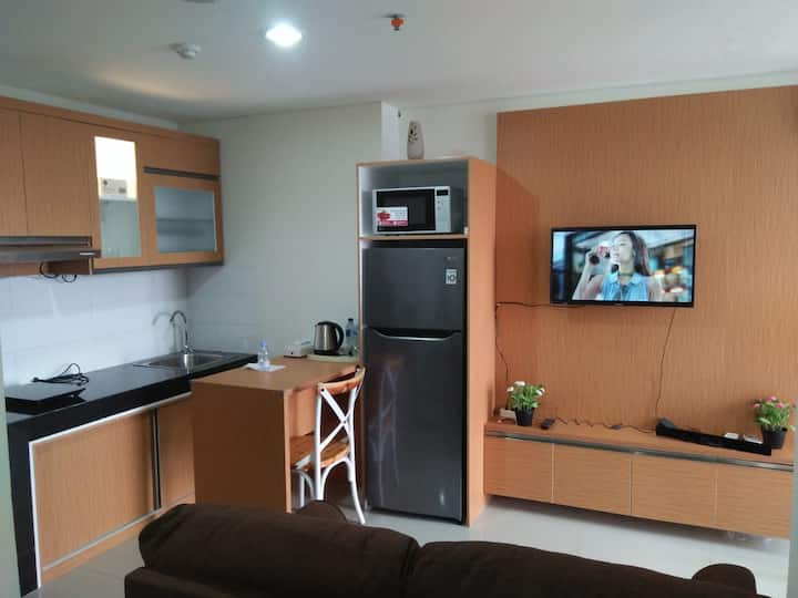 Cozy 1 Bedroom Apartment, at Intermark BSD