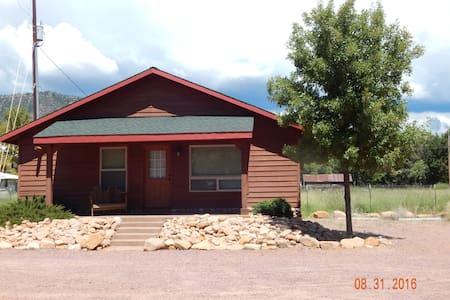 Pine Creek Cabins...Cabin 1...Aspen - Kisház