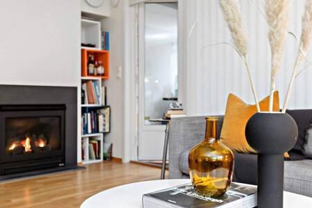 Smart living - central apartment - Jeløy, Moss