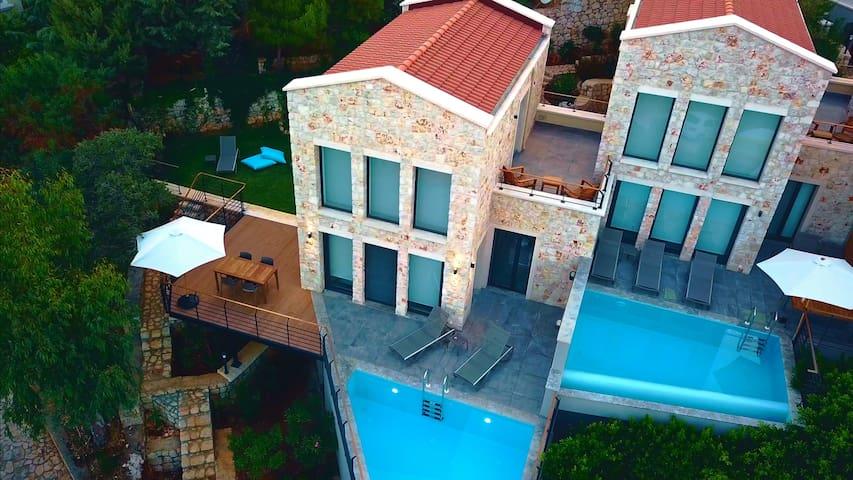 Villa Terra - Large garden and stunning views