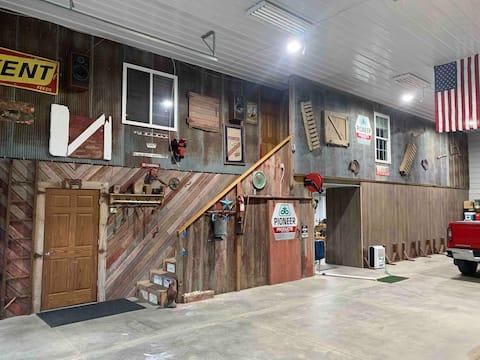 T&T Rustic Loft!