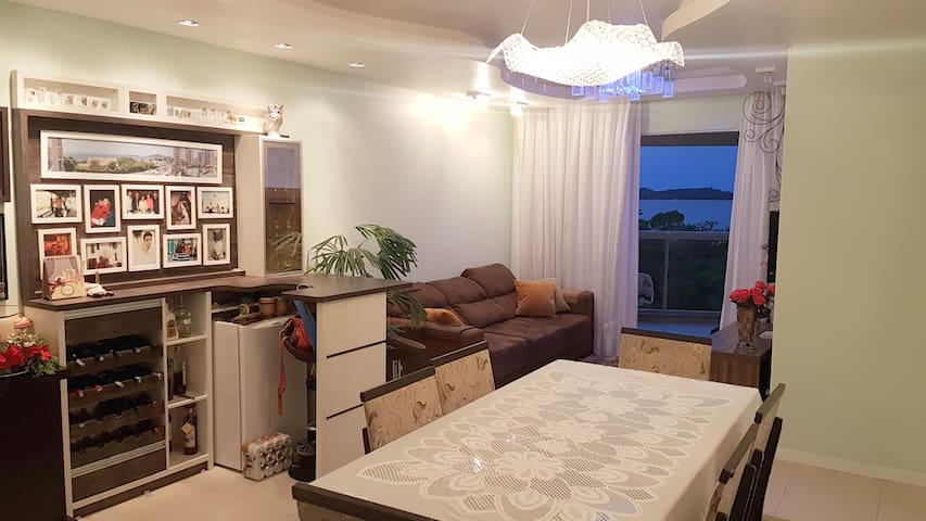 Lindo apartamento 3 quartos no Nautilus Home Club - Penha - Apartment