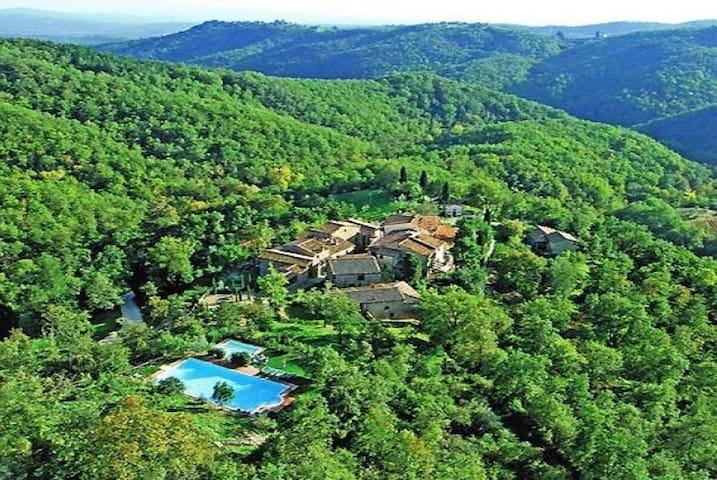 Casa Il Portico, Montefienali, Gaiole in Chianti - Gaiole in Chianti - Byt