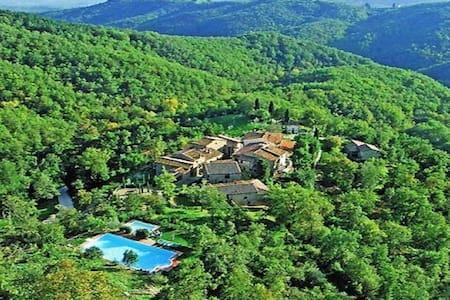 Casa Il Portico, Montefienali, Gaiole in Chianti - Gaiole in Chianti