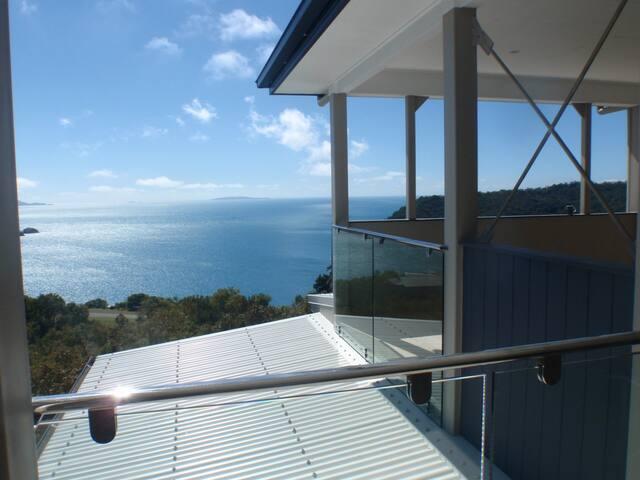 Luxury home on stunning Eco island