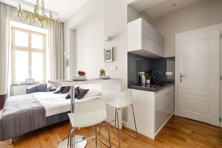 Lux Apartament ul. Sarego, Cracow, Old City