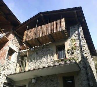 Valtellina,Berbenno di Valtellina - Berbenno di Valtellina - Hus