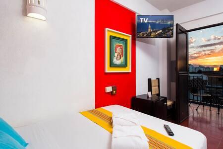 Estudio Exterior Hotel Belmar #28 - Puerto Vallarta