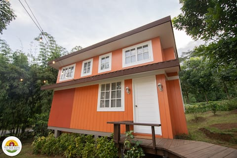 Tiny House at The Red Barn (Orange)